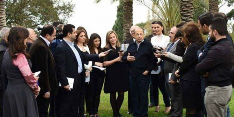 Lebanese President Michel Aoun speaks out for migratory birds