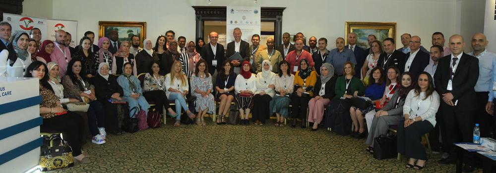 Lebanese Vegans participated in THE INTERNATIONAL PEDIATRIC